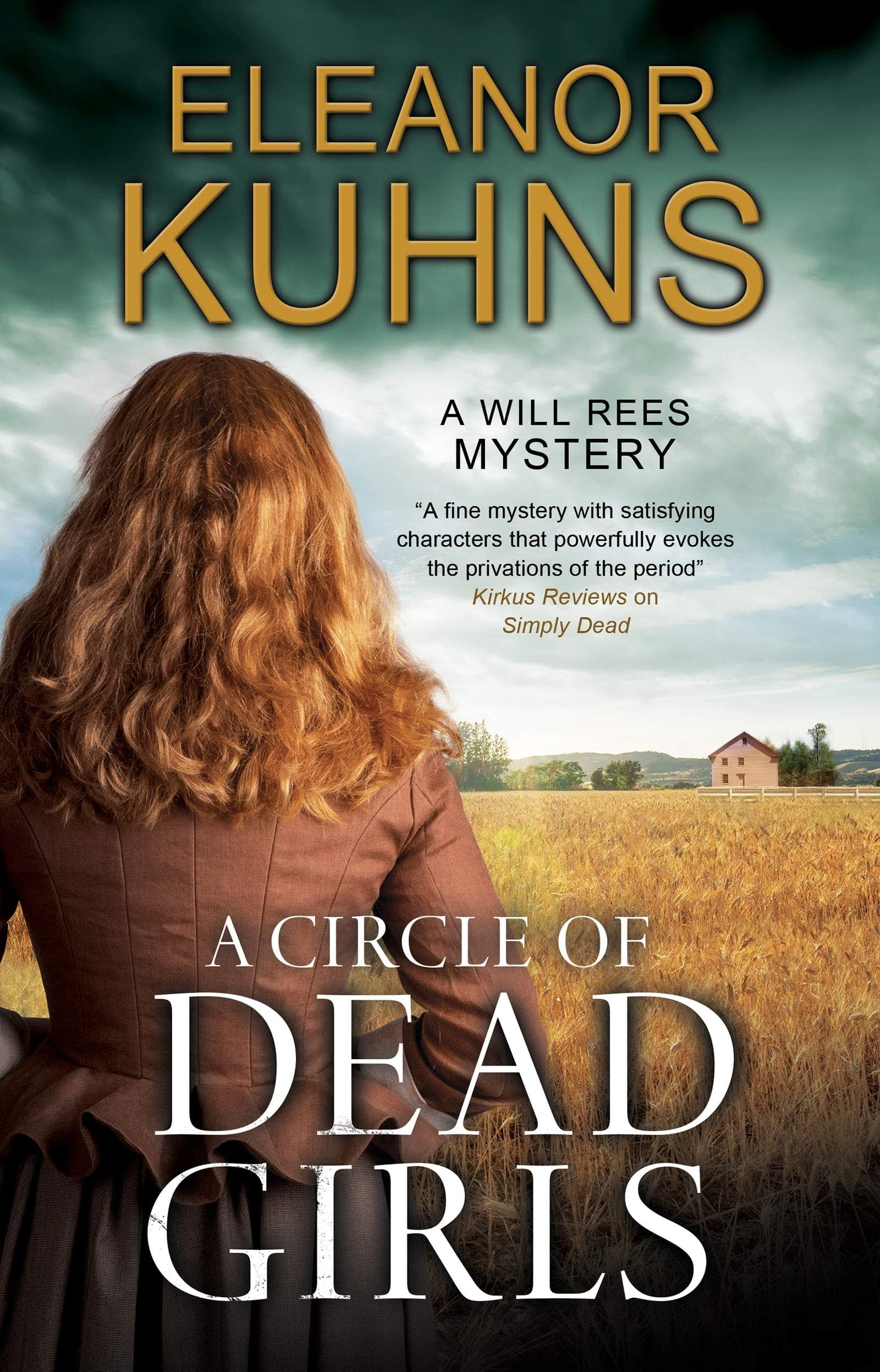 A Circle of Dead Girls Book Cover