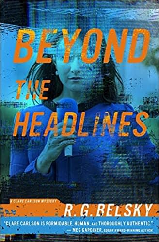 Beyond The Headlines Book Cover