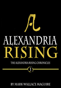 Alexandria Rising Book Cover