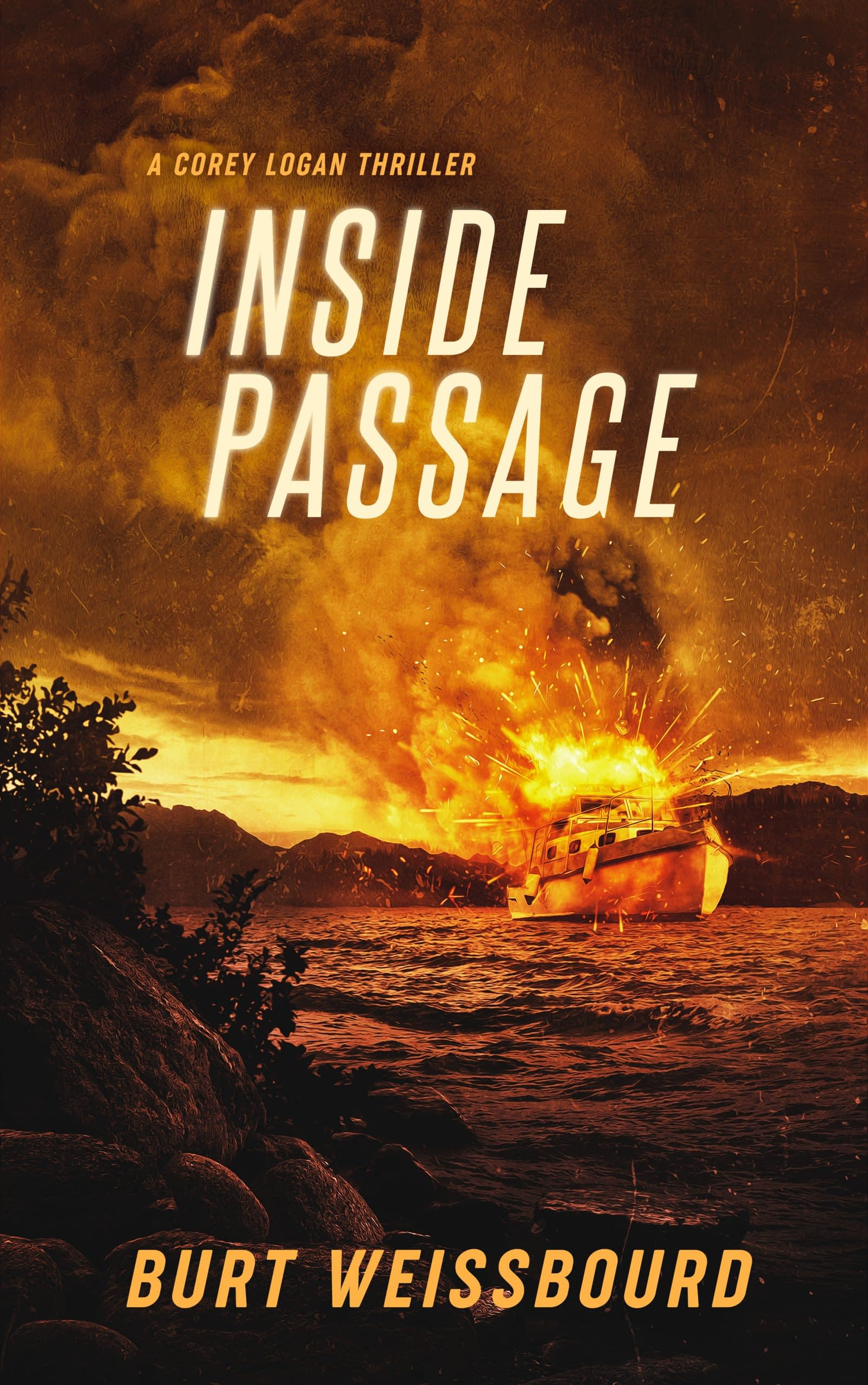 Inside Passage Book Cover