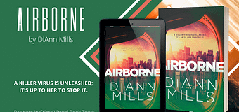 Review & *GIVEAWAY* // Airborne by DiAnn Mills
