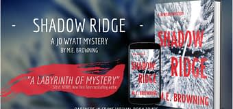 Excerpt & *GIVEAWAY* // Shadow Ridge by M.E. Browning