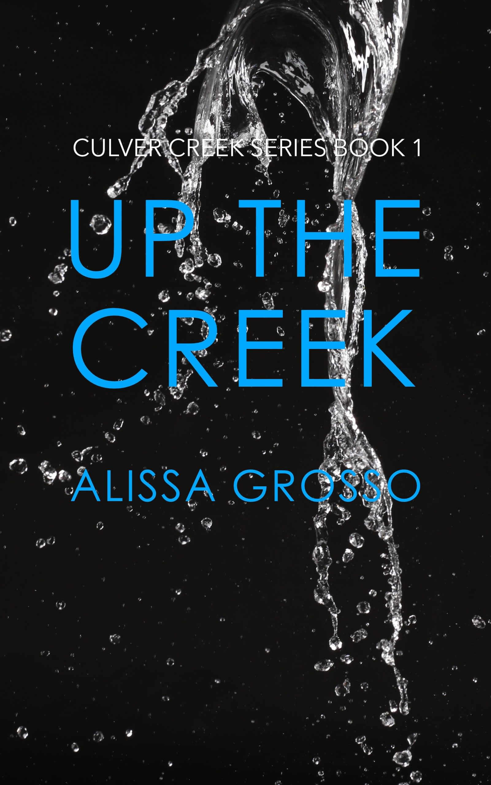 Up The Creek Book Cover