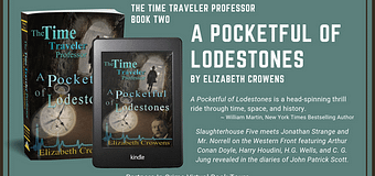 Showcase // A Pocketful of Lodestones by Elizabeth Crowens