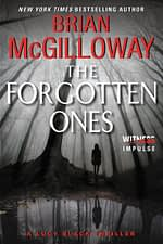 The Forgotten Ones by Brian McGilloway Book Cover