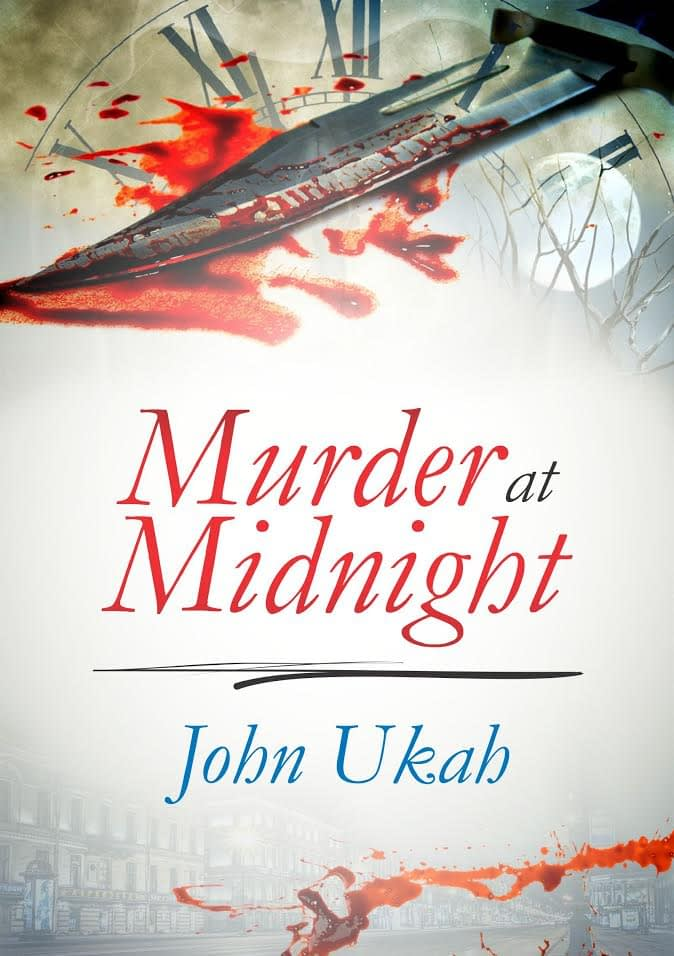 Murder at Midnight Book Cover