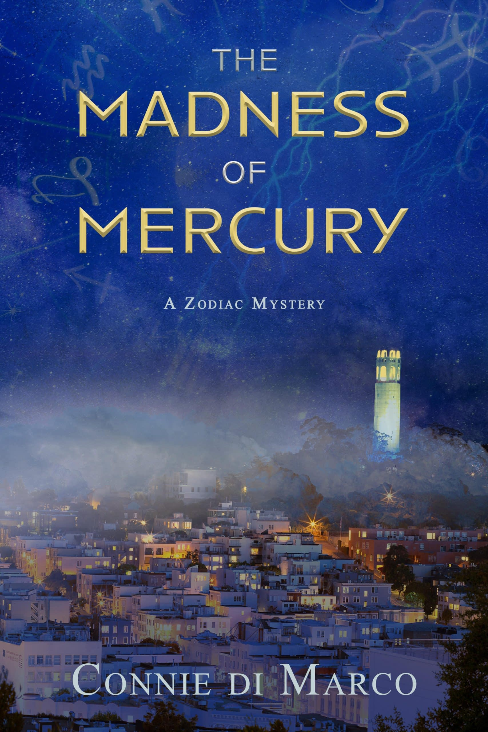 The Madness Of Mercury Book Cover