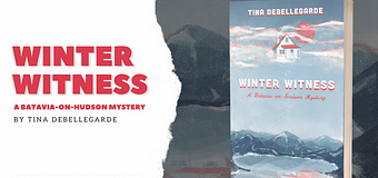 Interview & *GIVEAWAY* // Tina deBellegarde, Author of Winter Witness