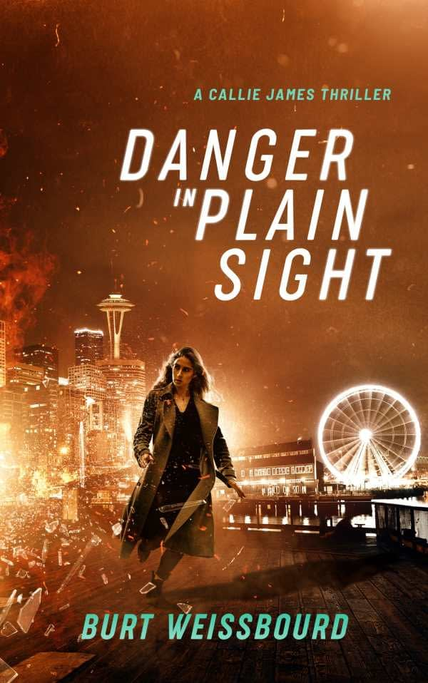 Danger in Plain Sight Book Cover