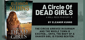 Guest Post & *GIVEAWAY* // Eleanor Kuhns, Author of A Circle of Dead Girls