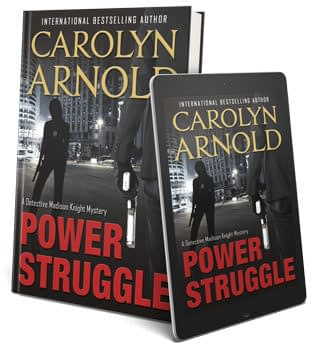 Power Struggle Book Cover