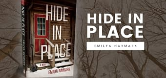 Guest Post & *GIVEAWAY*  // Hide In Place by Emilya Naymark