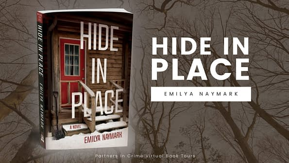 Hide in Place by Emilya Naymark Tour Banner