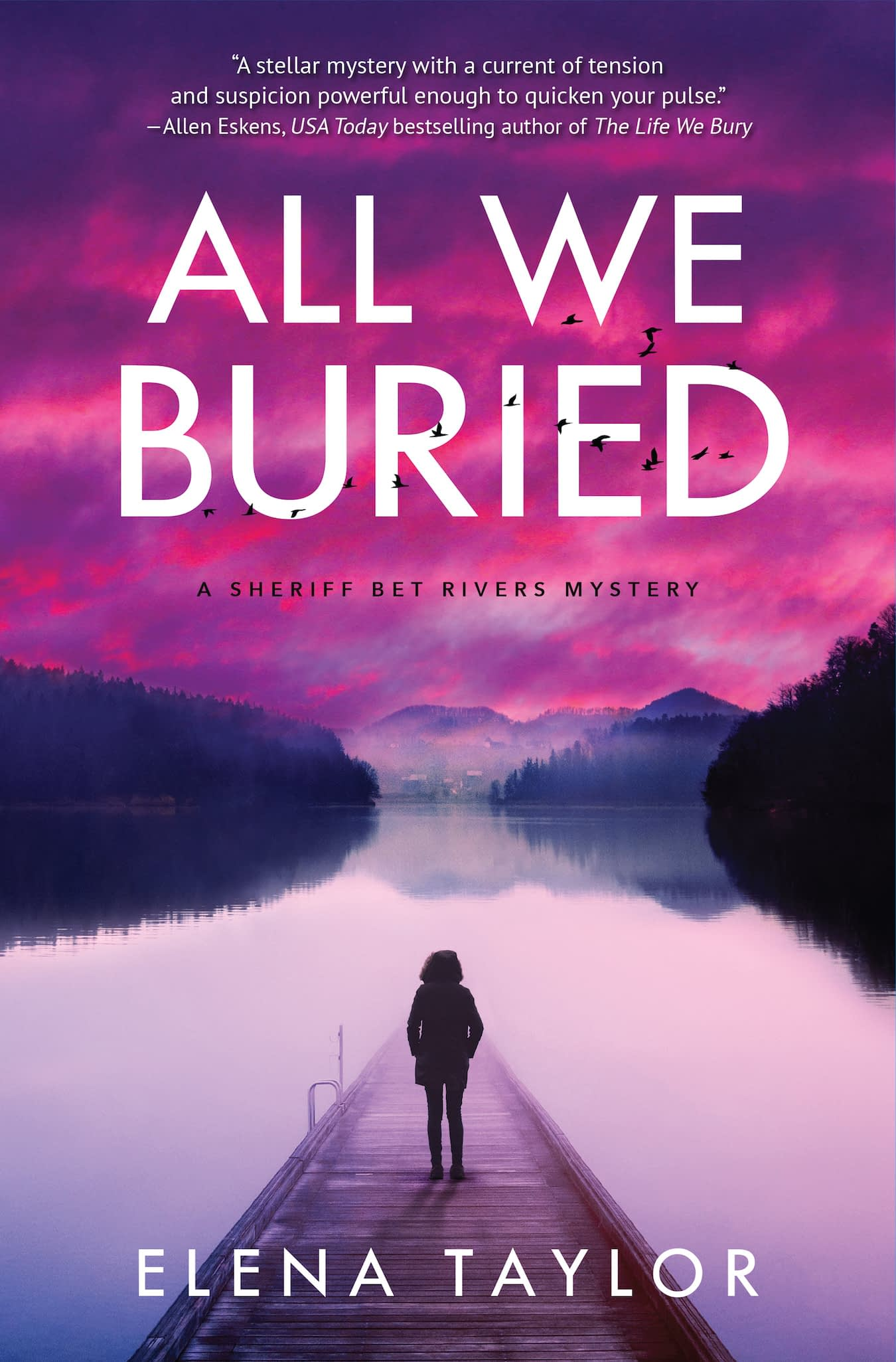 All We Buried Book Cover