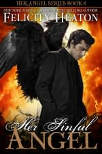 Her Sinful Angel by Felicity Heaton Book Cover