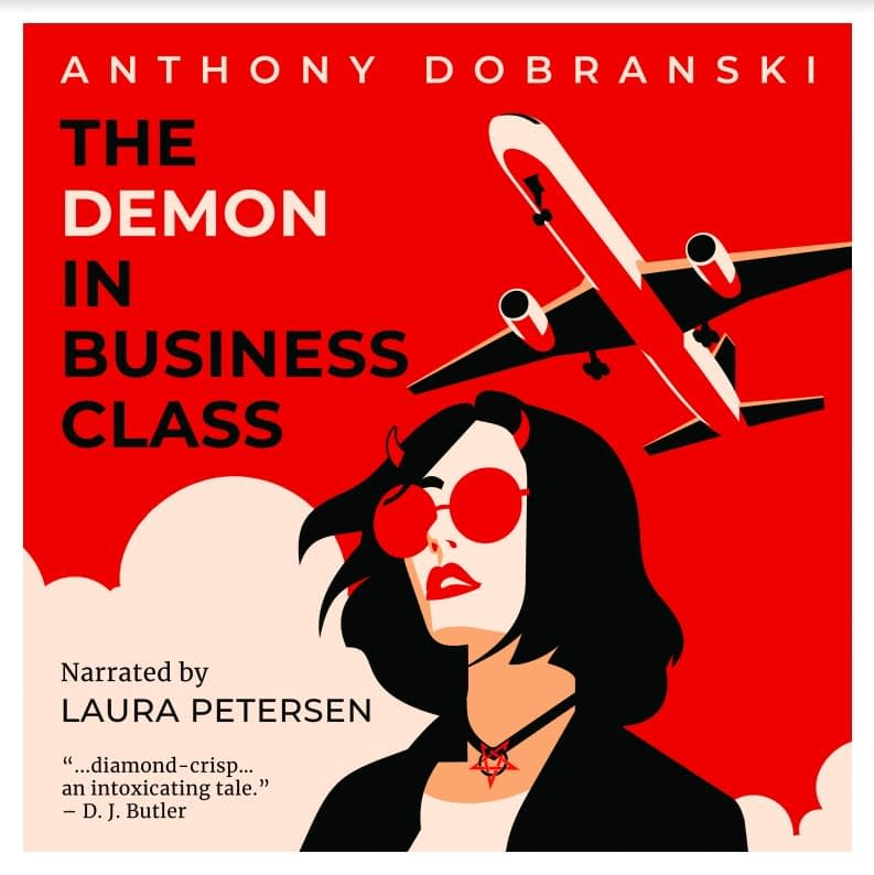 The Demon in Business Class Book Cover