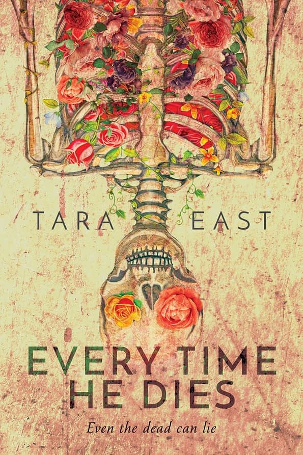 Every Time He Dies Book Cover