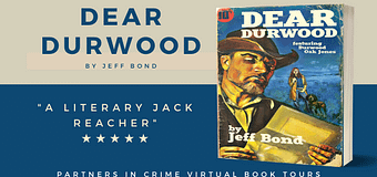 Excerpt & *GIVEAWAY* // Dear Durwood by Jeff Bond