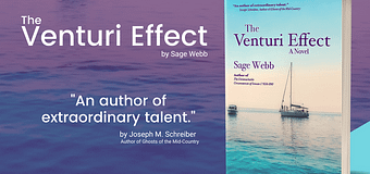 Interview & *GIVEAWAY* // Sage Webb, Author of The Venturi Effect