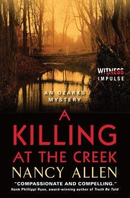 A Killing at the Creek Book Cover
