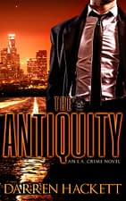 The Antiquity Book Cover