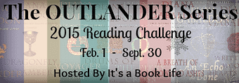 2015 The Outlander Series Reading Challenge