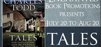 Tales by Charles Todd Promotion
