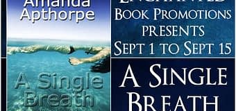 *CLOSED* Giveaway // A Single Breath by Amanda Apthorpe *CLOSED*