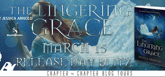 Release Day Blitz // The Lingering Grace