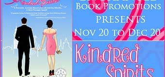 Giveaway // Kindred Spirits by Whitney Dineen