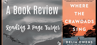 Book Review // Where The Crawdads Sing by Delia Owens
