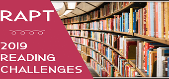2019 Reading Challenges // @ RAPT
