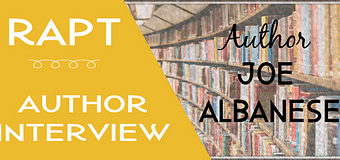 Interview // Author Joe Albanese