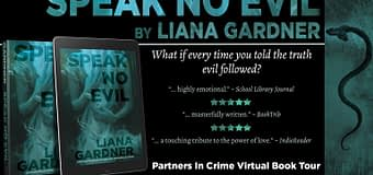 Showcase & GIVEAWAY // Speak No Evil By Liana Gardner