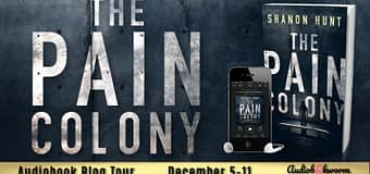 Showcase & GIVEAWAY // The Pain Colony by Shanon Hunt