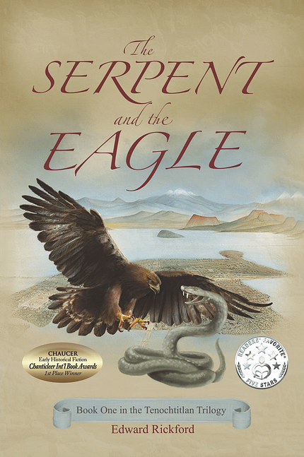 The Serpent and the Eagle Book Cover