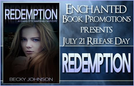 Redemption by Becky Johnson Banner