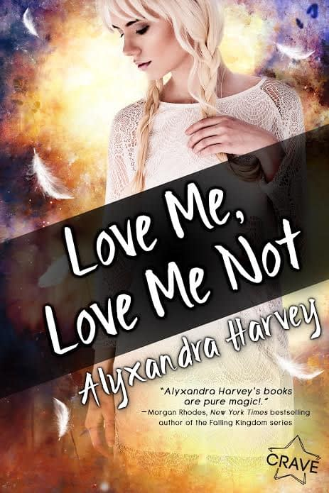 Love Me, Love Me Not Book Cover