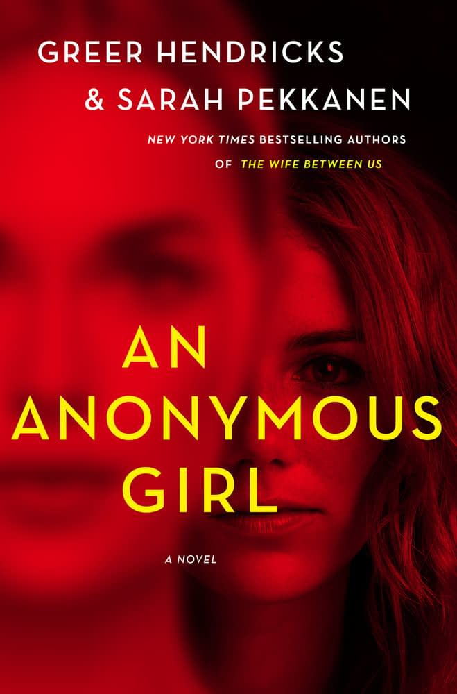 An Anonymous Girl Book Cover