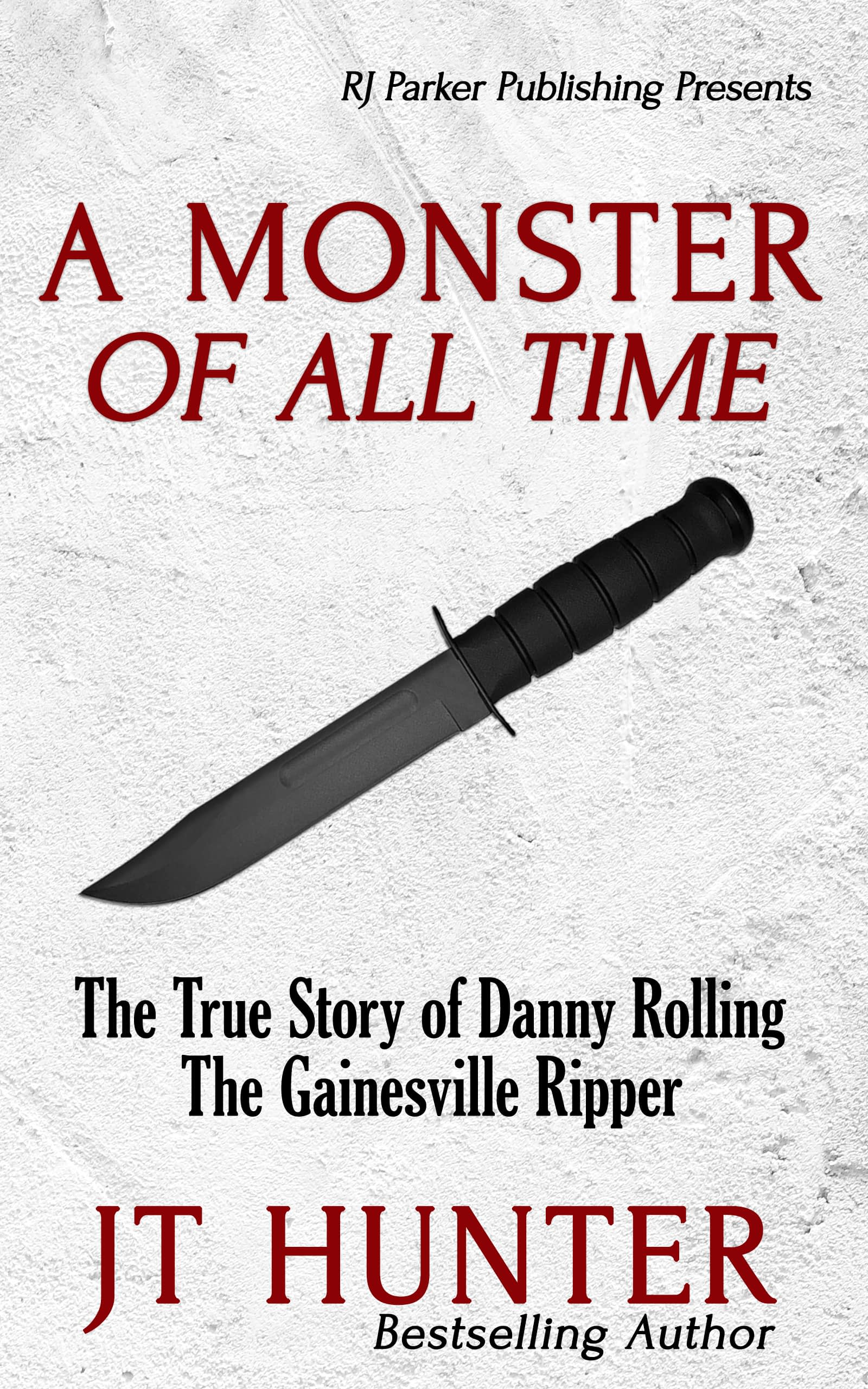 A Monster of All Time Book Cover