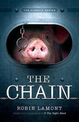 The Chain by Robin Lamont Book Cover