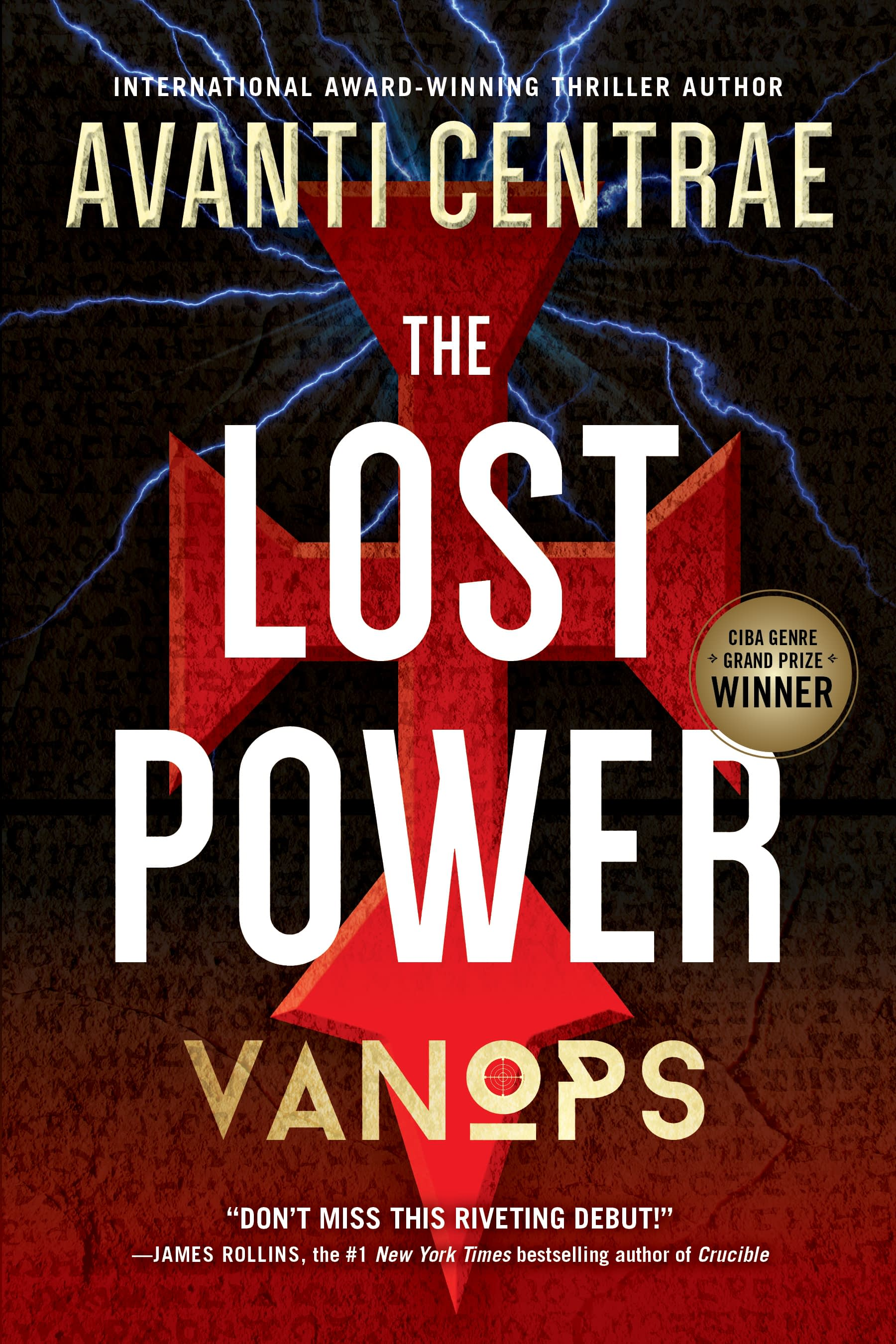 VanOps: The Lost Power Book Cover