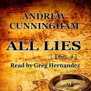 All Lies Book Cover